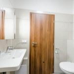 Penzion Zličín - koupelna v apartmánu
